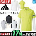 アディダス ゴルフウェア  CCL96 JP CP ショルダーストライプ レイヤードシャツ インナーシャツ&ポロシャツ (メンズ)