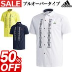 アディダス ゴルフウェア CCO58 JP エンブロイダリー S/S シャツ ポロシャツ (メンズ)
