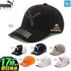 PUMA GOLF プーマ ゴルフ 866521 ツアー キャップ [cobraロゴ]   (メンズ) 【U10】