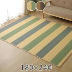 竹ラグ 約180×240cm DXラパス  ラグ カーペット マット ひんやり 涼感 夏ラグ イケヒコ