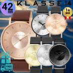 クラス14 KLASSE14 ヴォラーレレザー メンズ 腕時計 42mm クラスフォーティーン  KLASSE14LEATHER6COLORS42