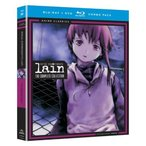 シリアルエクスペリメンツ・レイン コンプリートシリーズ 北米版 / Serial Experiments Lain: Complete Series Classic [Blu-ray+DVD][Import]
