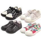(A倉庫)bearcreek kids ベアクリーク キッズ BCK077 カジュアルシューズ 子供靴 スニーカー キッズ ジュニア 男の子 女の子 キャンバス シューズ 靴