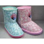 (A倉庫)Disney ディズニーアナと雪の女王 6877 キッズ ムートンブーツ 子供靴 子供ブーツ 女の子 キャラクターシューズ DN6877