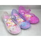 (B倉庫)ディズニー 7117 プリンセス 子供サンダル シンデレラ アリエル ラプンツェル 光る靴 子供靴 スニーカー キッズ シューズ 靴 女の子 キャラクター