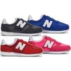 (A倉庫)new balance ニューバランス NB KV220 BL GW PW RW 子供靴 スニーカー キッズ ジュニア 男の子 女の子 シューズ 靴