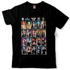 Tシャツ カットソー UNISEX プロレス ストーンコールド アメリカ ガラガラヘビ テキサス スティーブオースティン