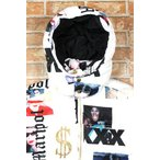 限定商品!!! JOYRICH ジョイリッチ ×MARIPOL マリポール PORTRAITS DOWN JACKET WHITE ダウンジャケット ホワイト