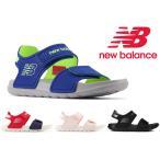 ニューバランス キッズ サンダル YOSPSD new balanceブラック ネイビー ピンク レッド