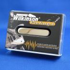 Wilkinson シングルコイル ギターピックアップ テレキャスター/WT-N フロント (ニッケルシルバーカバー)