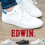 スニーカー メンズ レディース 期間限定20%OFF シューズ EDWIN 軽量 白 靴 黒 ビジネスシューズ 運動靴 室内履き ナースシューズ eds1201 1202