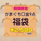 【期間限定・メール便送料無料】 がま口 口金福袋 7点セット