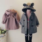 韓国 子供服 女の子 コート 長袖 アウター コート ファッション レジャー 子供服コートアウター アウター  女児 キッズ ダッフルコー ファンション 中綿コート