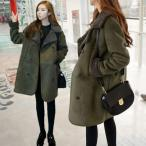 コート ボアコート レディース 冬 40代 新品 ボアコート 裏ボア 毛皮コート 大きいサイズ モコモコ 暖かい ボアジャケット 韓国風 アウター 通勤 着痩せ