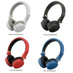 OHM Bluetoothワイヤレスヘッドホン HP-W300N-W