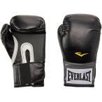 Everlast(エバーラスト)プロスタイル 練習用ボクシンググローブ 8oz ブラック [並行輸入品]