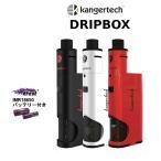 KangerTech 正規品 DRIPBOX BF MOD バッテリー付 電子タバコ VAPE