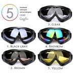 ゴーグル UV400 プロテクション Sean スノボ スキー ゲレンデ 登山 グッズ メンズ レディース cgg-0001