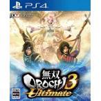 (PS4)無双OROCHI3 Ultimate(新品)(初回特典付き)