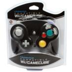Wii/CUBE Cirka Controller (Black) [Wii] HYPERKIN 463196