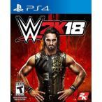 (ネコポス送料無料)(PS4)WWE 2K18(北米版)(新品)(取り寄せ)
