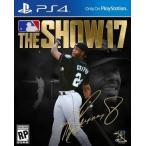 (ネコポス送料無料)(PS4)MLB The Show 17(北米版)(新品)(2017/3/28現地発売予定)