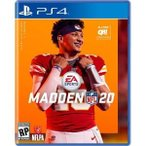 (PS4)Madden NFL 20(北米版)(新品)