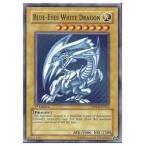 遊戯王 英語版・北米版 黄 BLUE-EYES WHITE DRAGON(SR)(1st)(青眼の白龍)