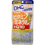 DHC マルチビタミン/ミネラル+Q10 20日分100粒入り メール便 送料安