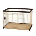 リッチェル 木製お掃除簡単ペットサークル 90-60