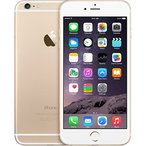 SIMフリーApple iPhone 6 Plus, Gold, 128 GB (Sprint)