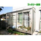 サンルーム ファミリー庭園オリジナル レギュラーサンルーム R型 (インナーデッキ仕様)