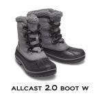 【クロックス crocs レディース b】allcast2.0 boot/オールキャスト2.0 ブーツ ウィメン/チャコール