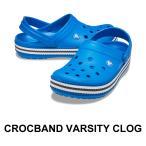 【クロックス メンズ レディース】Crocband Varsity Clog/クロックバンド バーシティ クロッグ
