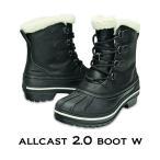 ショッピングcrocs crocs クロックス レディース allcast2.0 boot /オールキャスト2.0 ブーツ ウィメン