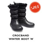 クロックス レディース crocs クロックバンド ウィンター ブーツ ウィメン crocband winter boot w