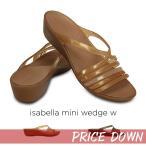 crocs クロックス レディース isabella mini wedge/イザベラ ミニ ウェッジ