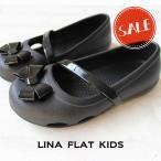 クロックス キッズ crocs リナ フラット キッズ lina flat kids