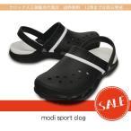 ショッピングサボ クロックス crocs モディ スポーツ クロッグ modi sports clog