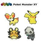 【クロックス アクセサリー 】 ジビッツ Poket Monster XY ポケットモンスターXY / ポケモン
