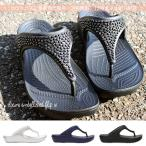 crocs クロックス レディース sloane embellished flip/スローン エンベリッシュド フリップ ウィメン