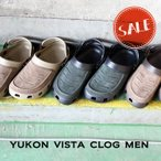 ショッピングcrocs クロックス メンズ crocs ユーコン ビスタ クロッグ メン yukon vista clog men レザーサンダル