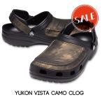 クロックス メンズ crocs ユーコン ビスタ カモ クロッグ メン yukon vista camo clog men