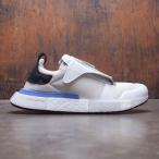 アディダス メンズ シューズ  Adidas Men Futurepacer (gray / footwear white / core black)
