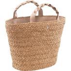 ショッピングヘレンカミンスキー ヘレンカミンスキー レディース バッグ  Helen Kaminski Small Woven Raffia Market Basket