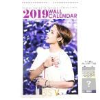 New!![ BTS V 防弾少年団 ブイ 横顔 ] 2019年(平成31年)壁掛けカレンダー + 簡易組み立て卓上カレンダー付き [2019 K-STAR PHOTO WALL CALENDAR 2019]