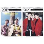 NEW!!![ TVXQ! 東方神起 ] 2019-2020年 2年分卓上カレンダー[2019-2020 K-STAR PHOTO DESK CALENDAR 2019-2020]