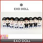 EXO (エクソ)  EXO DOLL SM OFFICIAL GOODS EXO 25cm doll,DOLL HOODS 【メンバー選択別】