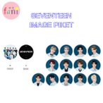 SEVENTEEN IMAGE PIKET 2019 WORLD TOUR 'ODE TO YOU' OFFICIAL GOODS SVT �������å� �ڥ��С������̡�