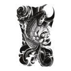 (ファンタジー) TheFantasy タトゥーシール 鯉 yms015 【中型・A5】